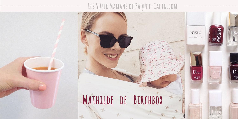 Rencontre avec Mathilde