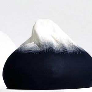 Pouf Montagne Kebnekaise_1