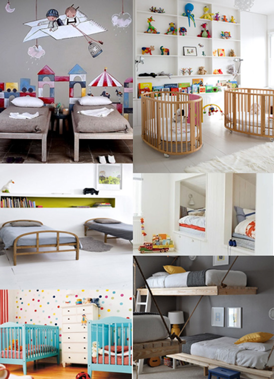 room for 2 une chambre pour 2 enfants paquet. Black Bedroom Furniture Sets. Home Design Ideas