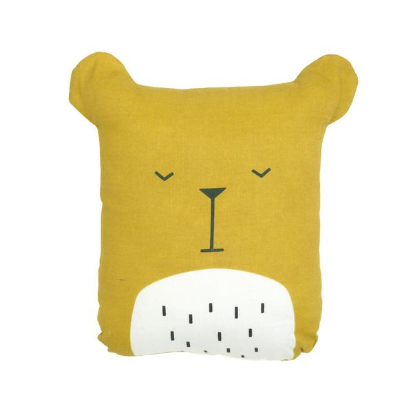 Coussin Ours Fabelab