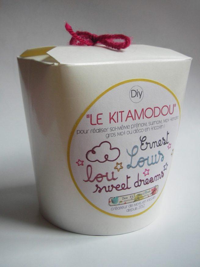 Kit tricotin - boite