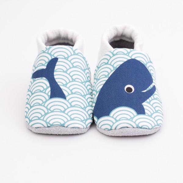 chaussons bébé baleine face|chaussons bébé baleine 6|chaussons bébé baleine 1|chaussons bébé baleine 2|chaussons bébé baleine 3|chaussons bébé baleine 4|chaussons bébé baleine 5