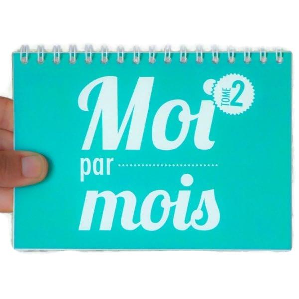 calendrier bébé moi par mois Tome 2|calendrier moi par mois|calendrier bébé moi par mois Tome 2 Moutarde