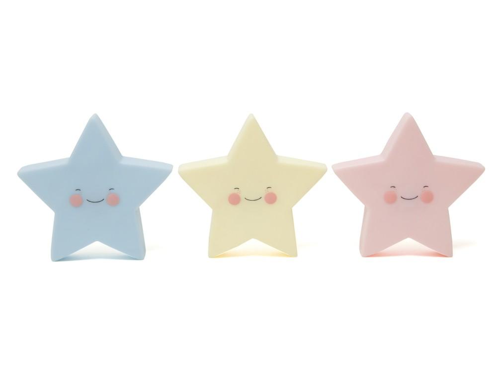 Veilleuse étoile