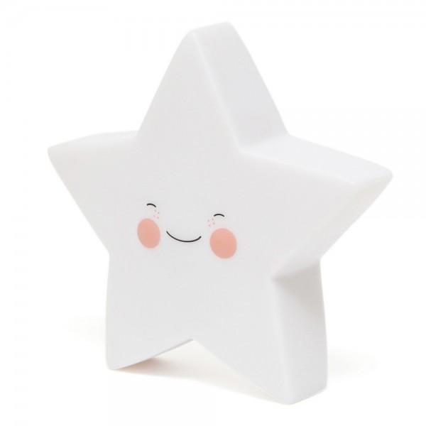 Veilleuse Etoile blanche|Veilleuse Etoile blanche|Veilleuse étoile|Veilleuse étoile