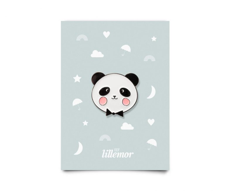 Pin's Panda Packaging