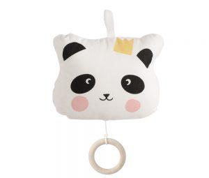 Coussin Musical Panda