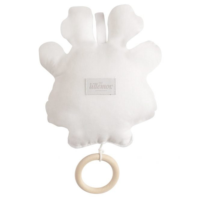 Coussin musical Cerf verso