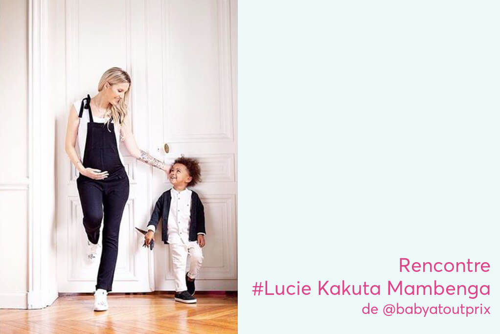 Rencontre Lucie Kakuta Mambenga