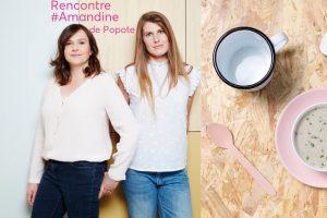 Amandine Frery Popote et Marine Therisquel 2