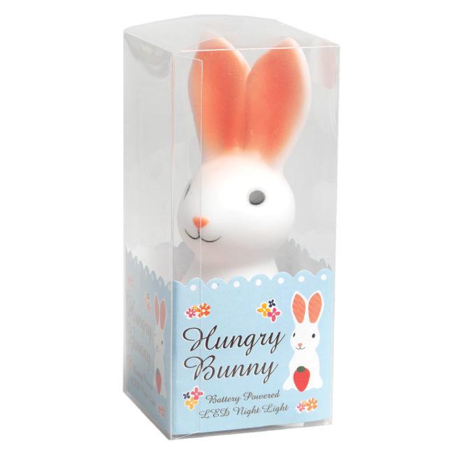 veilleuse petit lapin boîte