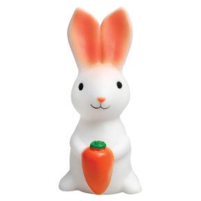 veilleuse petit lapin face